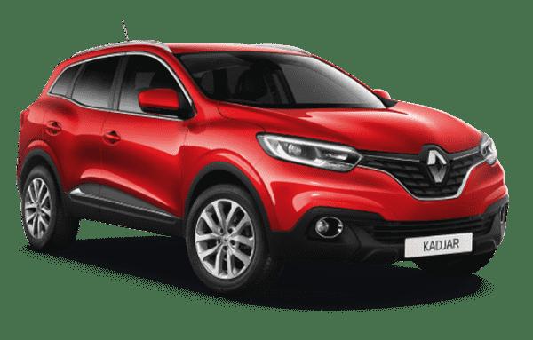 kiralık Renault Kadjar